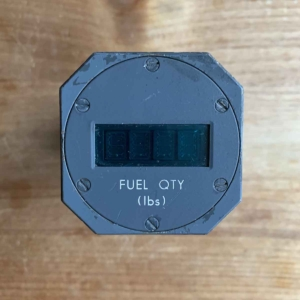 Digital fuel quantity guage for sale.