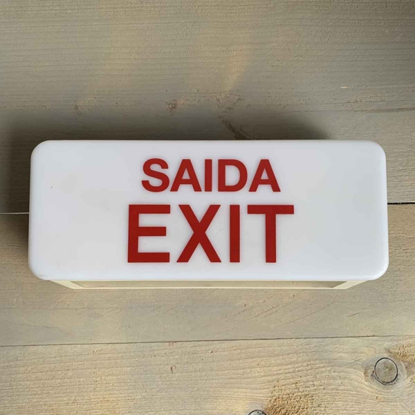 TAP Airbus 330 exit marking sign for sale.