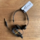 Former Air France Holmberg 95-23-09500-13 aviation headphone overview.
