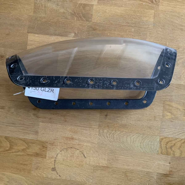 Air France Airbus A340 F-GLZR wingtip tip light cover for sale.